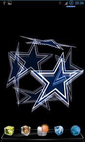 cowboys star live wallpaper 3d 30 gamesapps 480x800