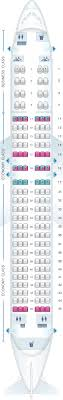 United Airlines Airbus 320 Seating Chart Seat Map Air Astana Airbus A320 232 Seatmaestro