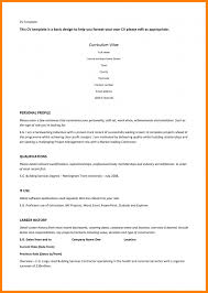 Wordpad Resume Template 100 Resume Template For Wordpad Applicationleter Simple Resume 19