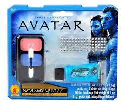 officially licensed avatar na vi makeup this is an officially licensed avatar na