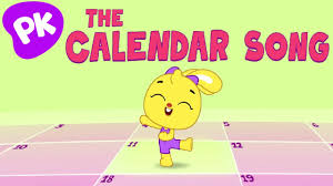 The Calendar Song I Love To Learn Learning Songs For Preschool