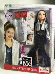 Project Mc2 Mckeyla Light Bulb New Project Mc2 Mckeyla Doll Mckeylas Lava Lip Gloss Netflix