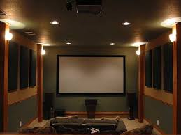 media room paint colors25 Gorgeous Interior Decorating Ideas for your Home Theater or