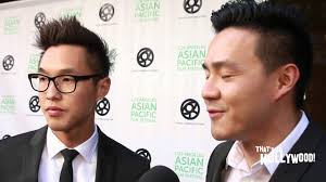 Wesley Chan & Philip Wang of Wong Fu excited for the film debut Everything  Before US at LAAPFF - YouTube
