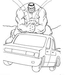 Small Picture Printable Hulk Coloring Pages Archives gobel coloring page