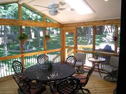 ideas for building a screened in porch interior designs kansas city archadeck of screen porch interior ideas20 screen
