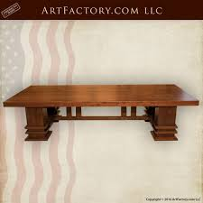 craftsman style coffee table frank