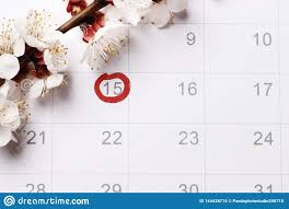 Pregnancy Day By Day Chart The Calendar Planning Of Pregnancy Trying To Have Baby Stock