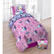 disney s frozen fl frost twin bedding set with bonus tote exclusive com