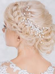 Wedding Hairstyle 70 Inspiration Yean Wedding Hair Combs Bridal Hair Silver Comb For Bride And