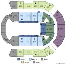 Spokane Arena Hockey Seating Chart Spokane Arena Tickets And Spokane Arena Seating Chart Buy