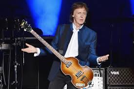 Paul McCartney rende favoloso pure l'autotune