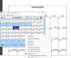 Calendar Creator For Windows 10 My Free Calendar Maker 4 Calendar Creator Software For Windows 10