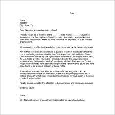 Sample Of Professional Letter 21 Professional Resignation Letter Templates Pdf Doc