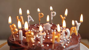 chocolate birthday cake with candles. Beautiful Chocolate A Chocolate Birthday Cake With Stock Footage Video 100 Royaltyfree  4235825  Shutterstock And With Candles