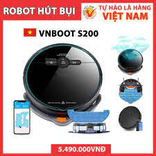 Robot Hút Bụi Việt Nam Chính Hãng - Home