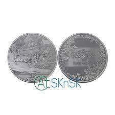 1 3 5 10pcs lot memorative coins xmas gifts merry happy