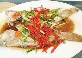 Resep ikan kerapu asam manis. Resep Steam Ikan Kerapu Saus Hong Kong Yang Gurih Dan Harum