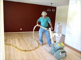 dustless hardwood floor sanding refinishing red oak top nail in san jose and the bay area