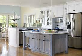 light kitchen cabinets colors. Simple Kitchen Light Colors Glass Cabinets Doors And Modern Lighting Fixtures Create  Brighter Kitchen Design To Kitchen Cabinets Colors H