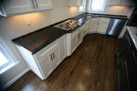 White Kitchen Cabinets With Black Countertops Cool Design Tips Cabinet And Granite Pairings