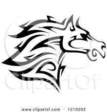 tribal horse head clip art. Modren Art Tribal20horse20head20clip20art Intended Tribal Horse Head Clip Art 0