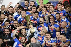 The coppa italia title is headed to naples after napoli denied cristiano ronaldo, gianluigi buffon and juventus the crown on wednesday in rome. Napoli Stun Serie A Champions Juventus 4 2 On Penalties To Lift Coppa Italia 2019 20