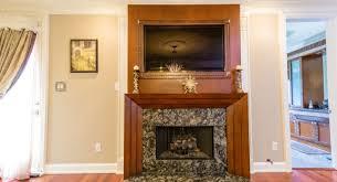 saturnia leathered fireplace surround