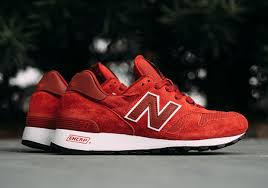 new balance 1300. the new balance 1300 with made in usa quality is back again this fall, ready to impress and catch your attention blazing red suede colorway. t