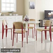cabin dining side chair set of overstock ping great deals on modway dining chairs