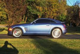 I think the Chrysler Crossfire should come back... | MacRumors Forums