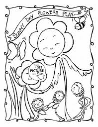 Small Picture Coloring Page On The Beach Coloring Page For Kids Seasons Pages