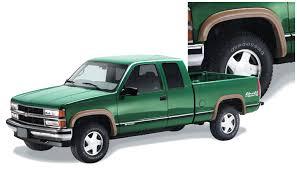 Bushwacker Street Style Fender Flares - 1988-1998 Chevy Truck ...