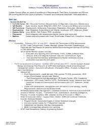 software testing resume samples best software testing resume example livecareer for qa manual tester