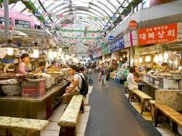 """Résultat de recherche d'images pour """"le marché de dongdaemun à seoul"""""""