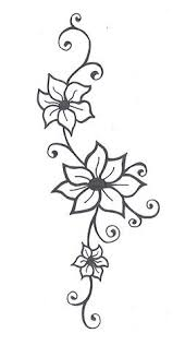 Small Picture 254 best flowers images on Pinterest Drawings Doodle flowers