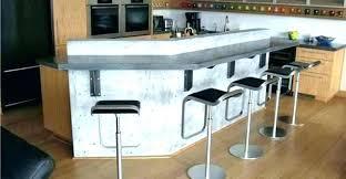 cool bar ideas countertop tiki