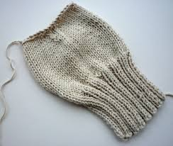 Baby Mittens Knitting Pattern
