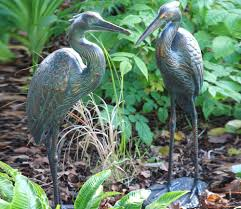 garden cranes. Cranes Standing By Home And Garden