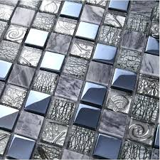 glass stone mosaic tile grey marble stone mosaic kitchen wall tile black glass mosaic bathroom tiles glass stone mosaic tile