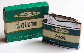Virginia Slims Menthol Lights New Packaging Salem Cigarette Wikiwand