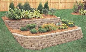 Small Picture Backyard Retaining Wall Designs One Year Lease In Ideas