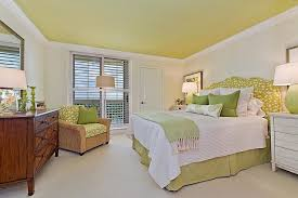 view in gallery add green to the bedroom with a beautiful painted ceiling design interiors by agostino s