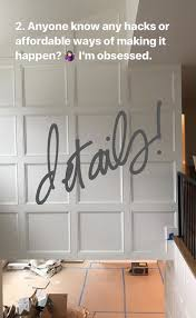 Look I Love and How to Get It: Board and Batten Wall Trim ...