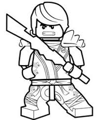 Small Picture LEGO Ninjago Coloring Page LEGO LEGO Ninjago Cole Tournament of