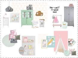 Moodboard Voor Een Lieve Meisjeskamer In Pastelkleuren Wonen Voor Jou