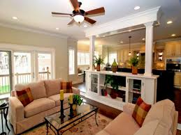 Small Picture Fascinating 10 Open Kitchen Living Room Designs India Decorating