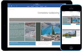 microsoft templares templates for word for ipad iphone and ipod touch made for use