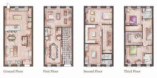 home inspiration tremendous brownstone house plans giuliana and bill rancic s remodeled in chicago from
