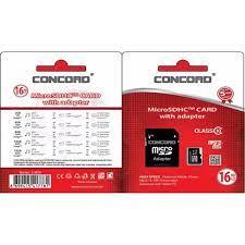 CONCORD C-M16 16 GB MİCRO HAFIZA KARTI